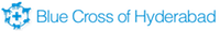 Blue Cross of Hyderabad Logo